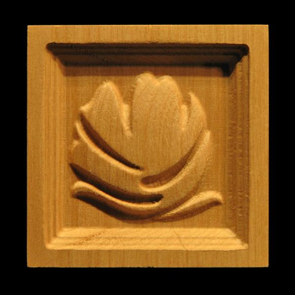 Image Corner Block - Latte
