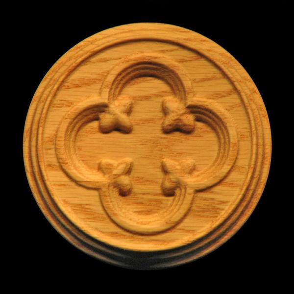 Image Rosette - Gothic Circle