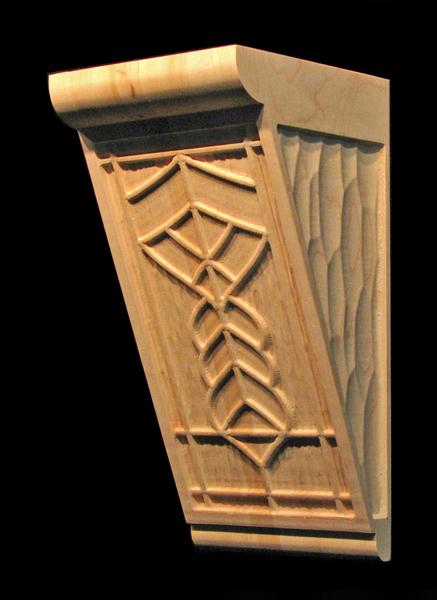 Image Corbel - Craftsman #1