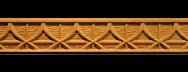 Frieze - Craft Transition Decorative Carved Wood Molding