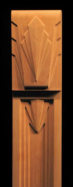Image Pilaster - Empire Deco