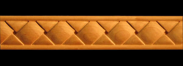 Image Detail Moulding - Square Basket Weave