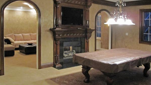 Image Merlau Fireplace Surround