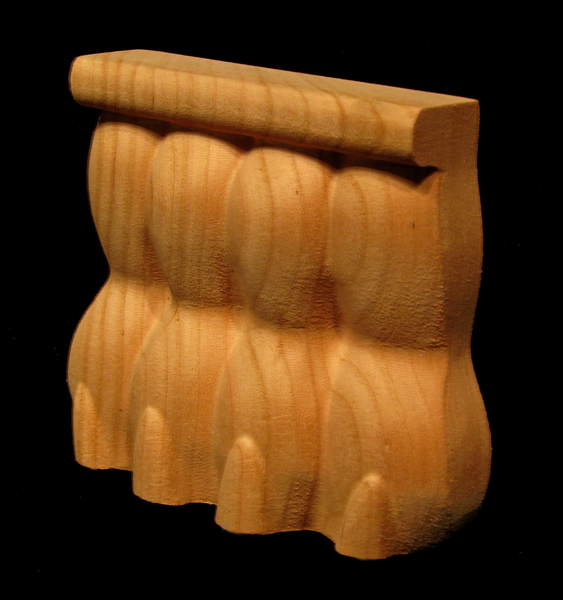 Image Plinth- Lion Paw