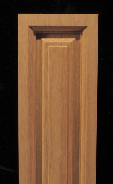 Image Pilaster - Inside Profile with Top Border