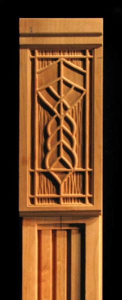 Image Pilaster - Craftsman