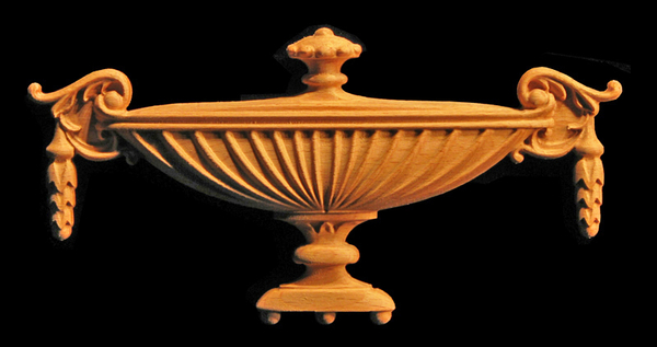 Image Onlay  - Classic Urn #2
