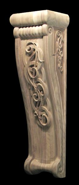 Image Long Corbel - Celtic Nouveau