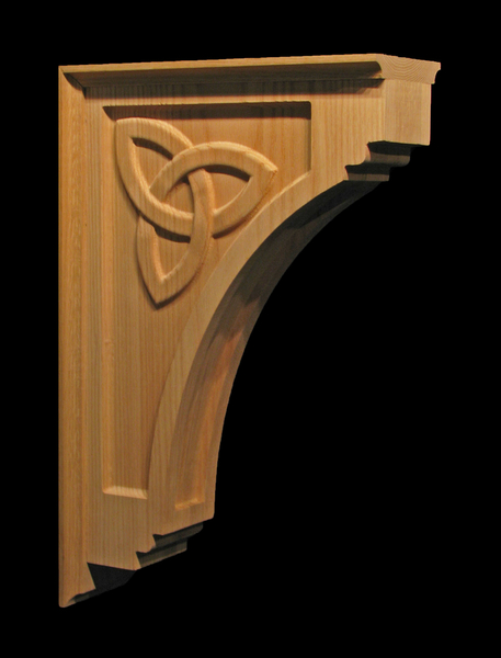 Heartwood Carving Gallery Of Carved Decor Installations Corbels Brackets And Plinths