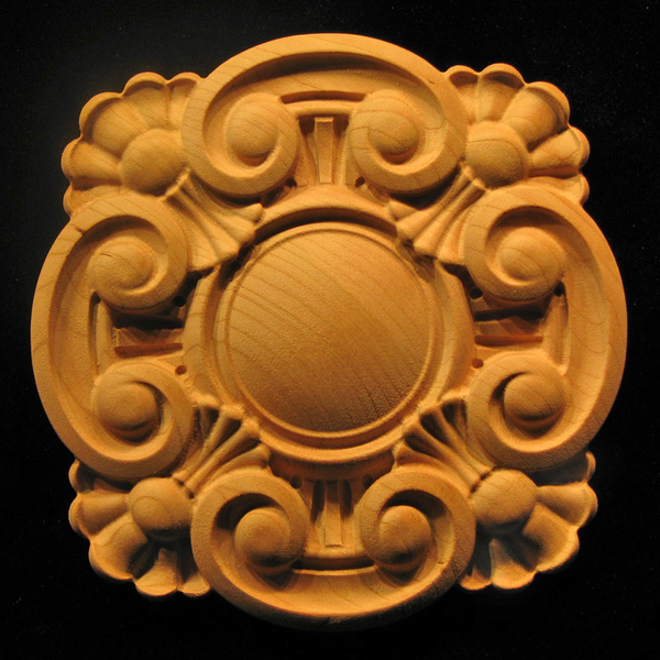 Image Medallion - Broach