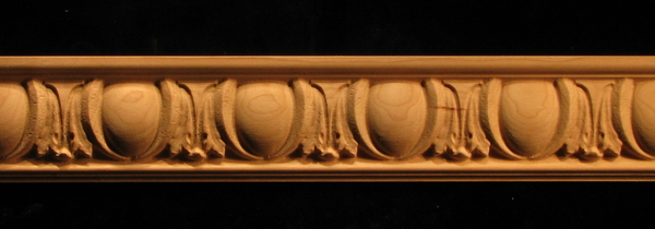 Image Moulding - Egg and Acanthus