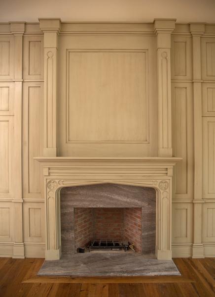 Image Gothic Fireplace