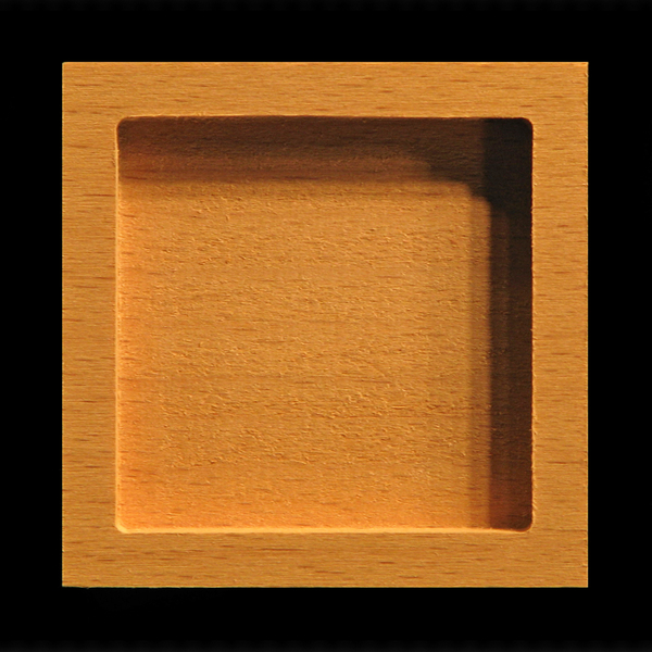 Image Corner Block - Mission Style