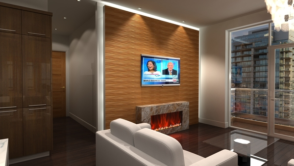 Image Carved Wall Panelling in Solid Wood - Contura TG