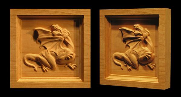 Image Dragon Corner Block