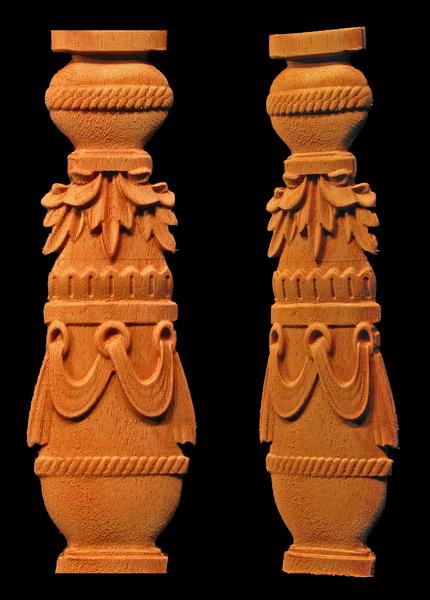 Pillar Onlay - Small | Custom Blocks and Onlays