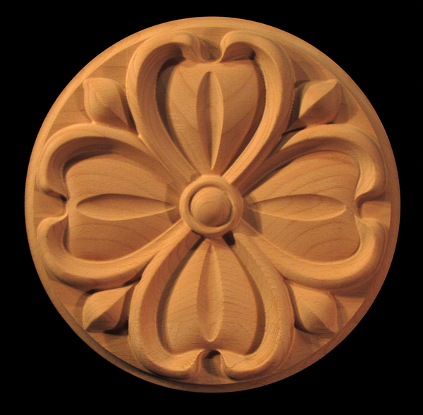 Image Medallion - Dogwood