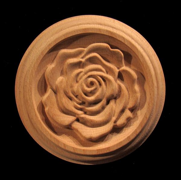 Image Rosette - Rose Flower #2