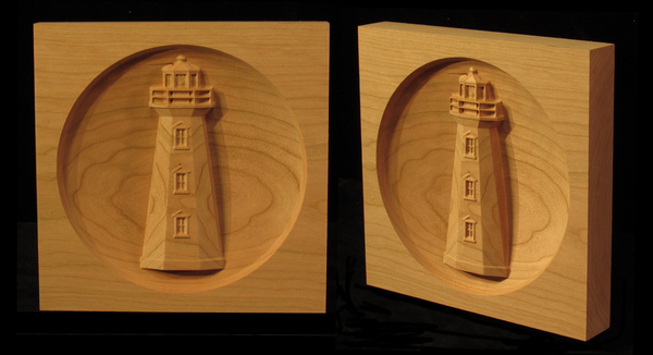 Image Lighthouse Corner Block