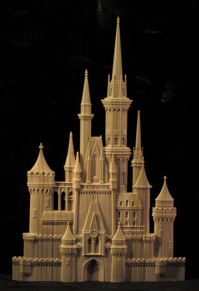 Princess Castle   Whimsical Art, Medallions, & Client Projects