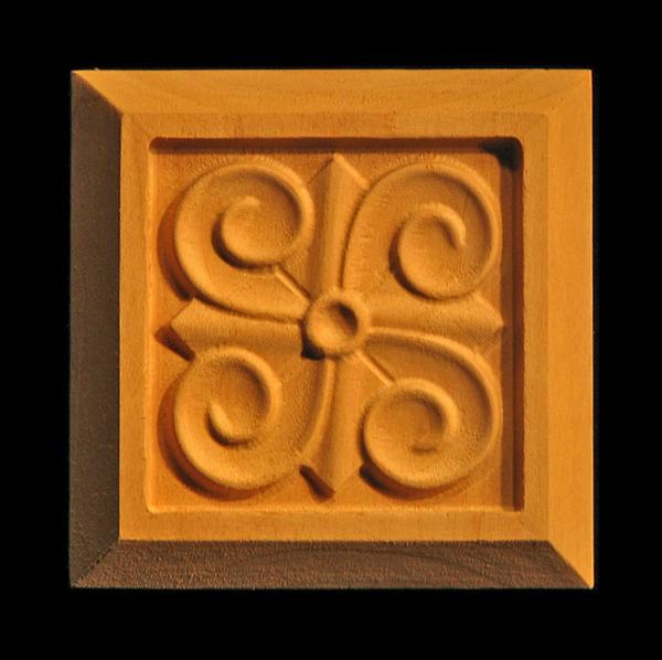 Image Rosette - Craft Swirls