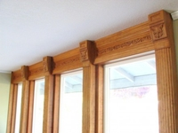 Image Window Trim installation