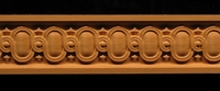 Frieze Moulding- Egg and Dart Full
