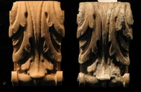 Image Corbels - Delbert Adams Construction, Baltimore MD