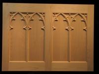 Gothic Chapel Doors thumbnail