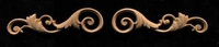 Image Onlay - Volutes #1 - Left & Right Facing
