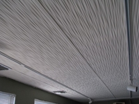 Image Decorative Ceiling Paneling - Heartwood Carving