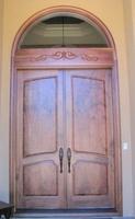 Image Carved Applique for door header - Philyaw Residence