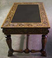 Image Antique Table Frieze - Doig Antiques, CT