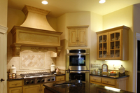 Image French Country Range Hood