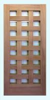 Image Woven Door