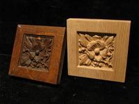 Image Flower corner block