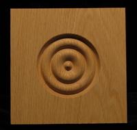 Image CLEARANCE - Corner Block - Bullseye - 5.5