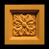 Image Blocks, Plinths & Rosettes
