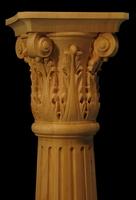Image Columns, Posts, Capitals, Pilasters