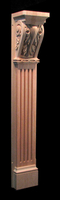 Image Pilasters - Mantel, Bar and Island styles