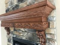 Image Fireplace Mantels