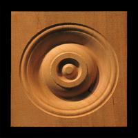 Image Corner Block - Classic Bullseye #4, 3