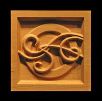 Image Corner Block - Ring Nouveau