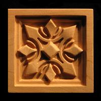 Image Corner Block - Crossed Points
