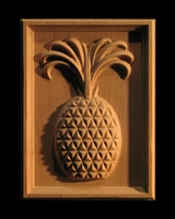 Image Corner Block - Plantation Pineapple