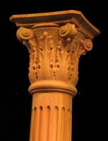 Image Columns - Full Round,  Half Round &  3/4 Round
