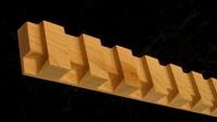 Image Detail Moulding - Dentil