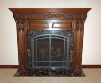 Image St Amour Fireplace Surround