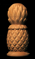 Finial - Classic Pineapple
