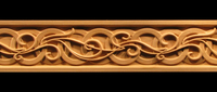 Image Frieze Moulding - Celtic Nouveau